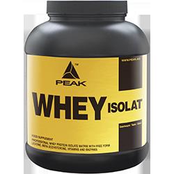 peak-whey-isolat-dose