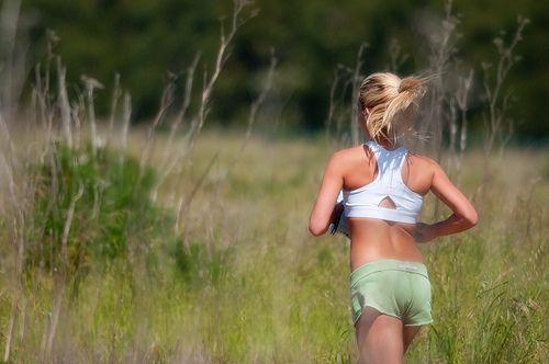futas_szabadban