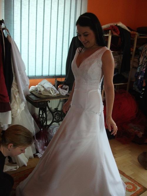 fogyás menyasszony
