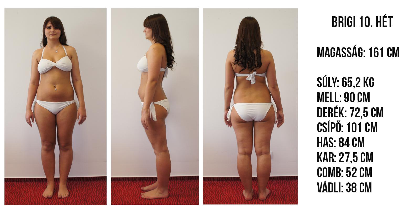 fogyjon 1 kg zsírt hetente