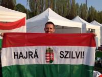 Lubics Szilvi a pulzusproblémái ellenére sem adta fel a 24 órás VB-t!