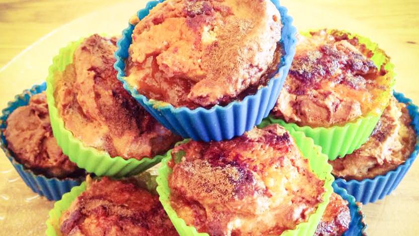 mogyorovajas-lekváros-muffin