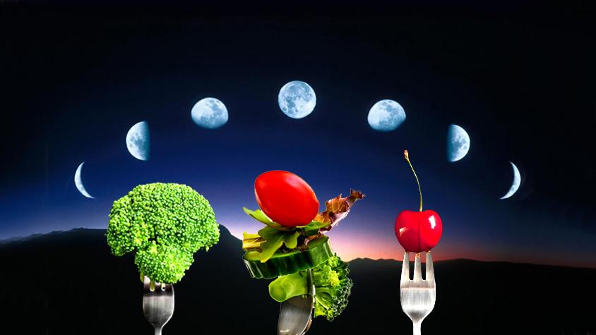 fogyókúra a holddal