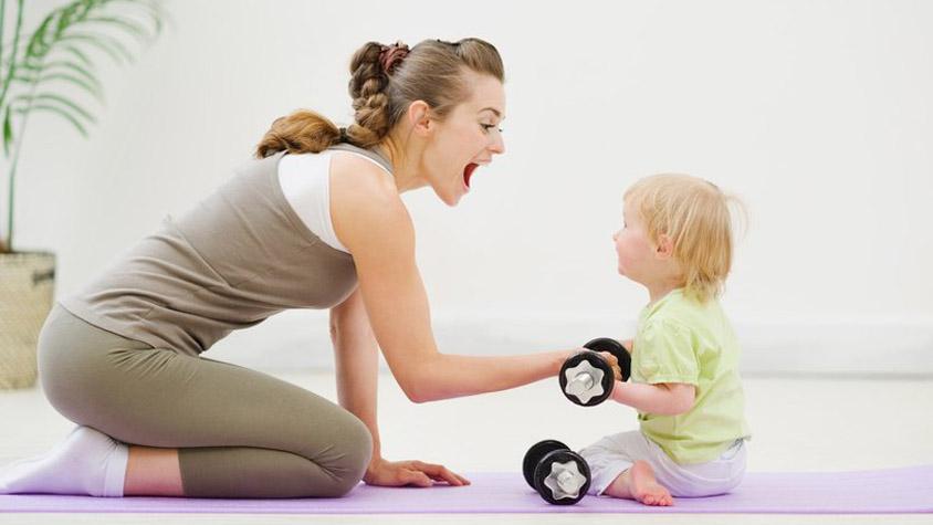 tornazni-gyerekkel-kismama