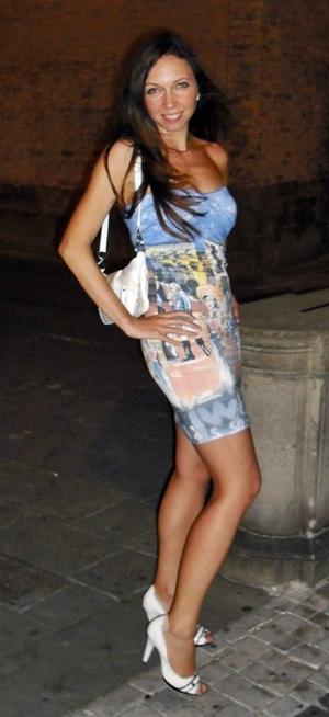 Fitness-modell-Csilla