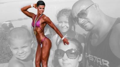 Hogyan nyerheted meg a fitnesz modell anyuka versenyt? Nóri, a verseny első helyezettje elmeséli Neked az ő történetét!
