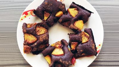 Nektartinos protein brownie cukkinivel
