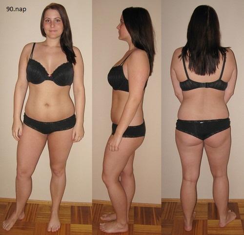 3 hónap alatt lefogy a legtöbb súlya
