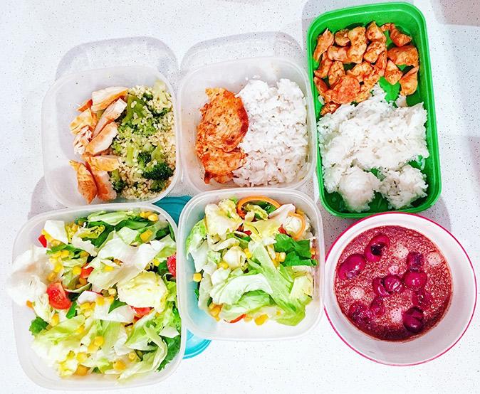 legjobb egészséges fagyasztott ételek fogyáshoz)