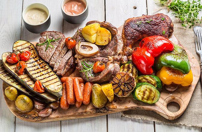 Az ősember zöldségen élt? – A valódi paleolit étrend