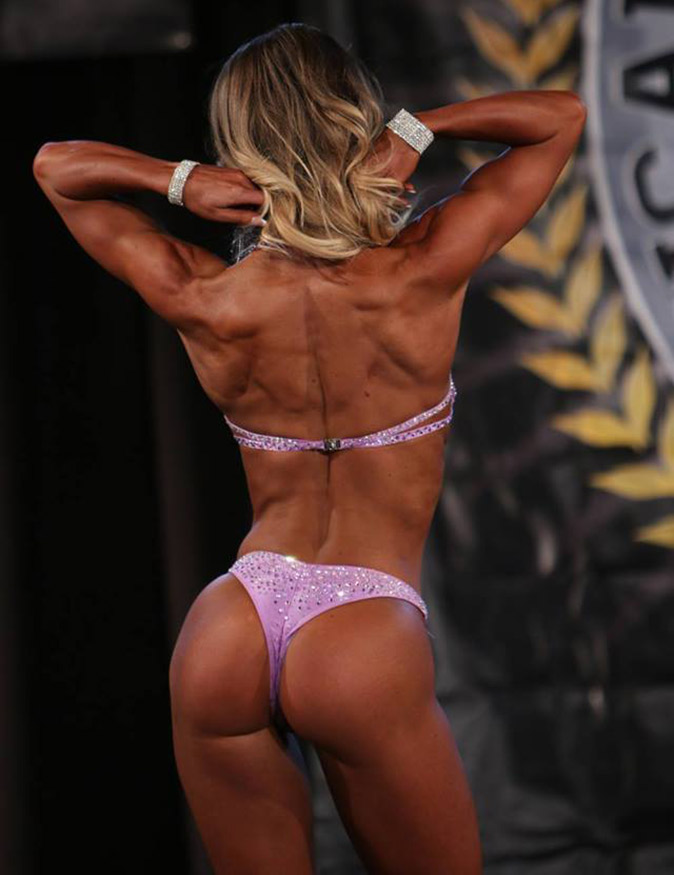 bikini modell verseny diéta