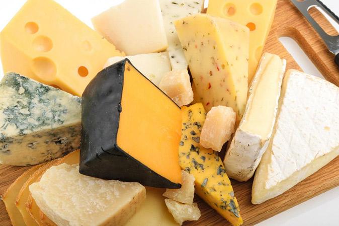 zsíros sajtok ketogén étrendhez