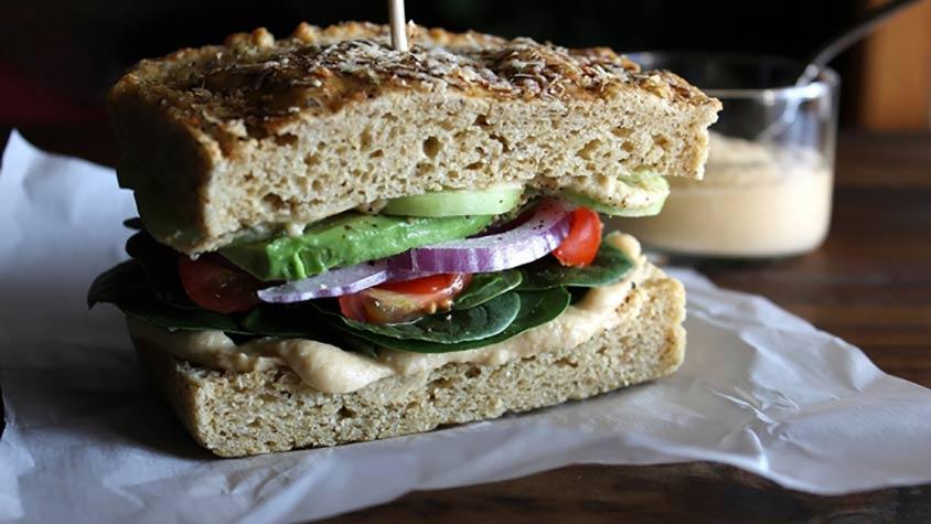 könnyű egészséges szendvicsek a fogyáshoz)
