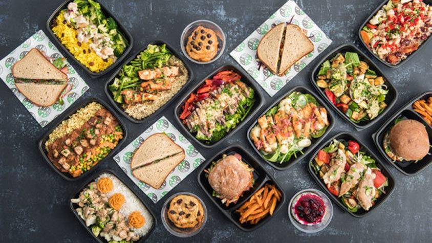 4 étkezés étrend a fogyás érdekében