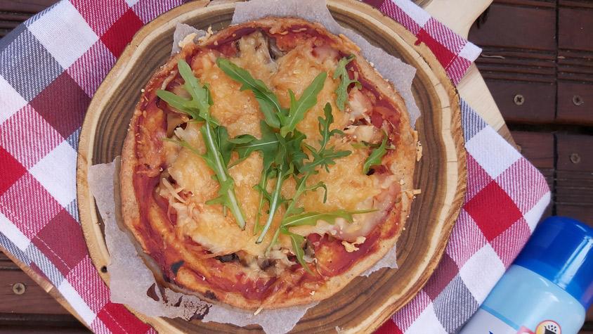Zabrakadabraaa, itt az 5 perces zab alapú pizza! - Peak girl