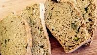 Medvehagymás paleo kenyér