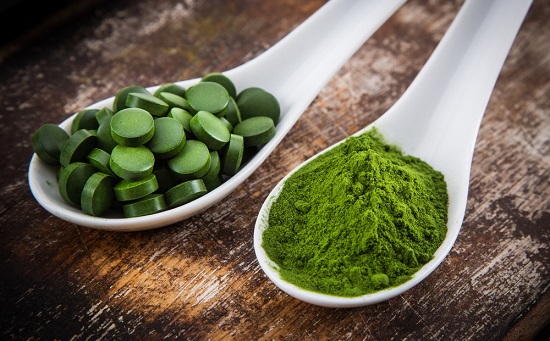 spirulina-antioxidans