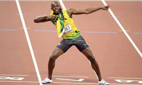 The 2012 London Olympic Games, Athletics, Men's 200m, Britain - 09 Aug 2012