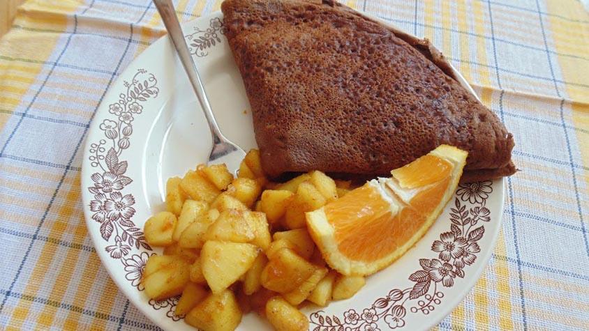 almas-narancsos-peak-pancake