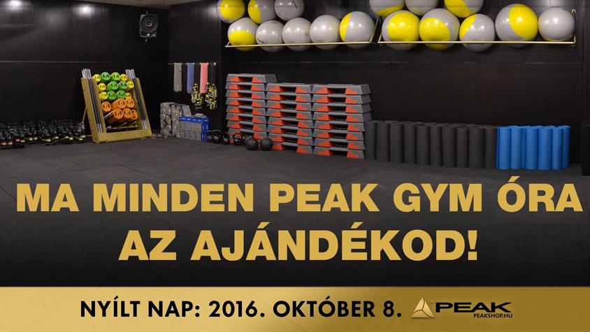 peak-gym-arena-nyilt-nap
