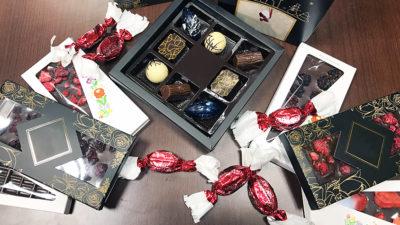 Csokigyár túrán voltunk, diétás csokit gyártunk!