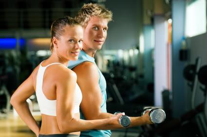 Fitnesz edzés