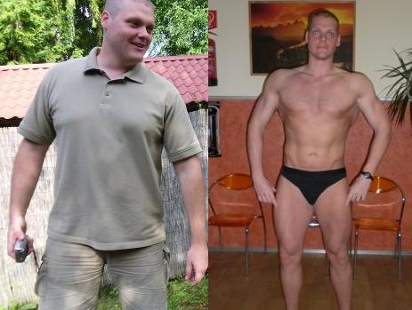 diéta egy lapos has férfiaku
