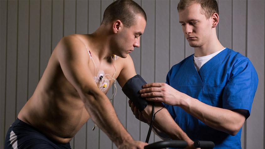 Sportolóknál gyakoribb a magas vérnyomás