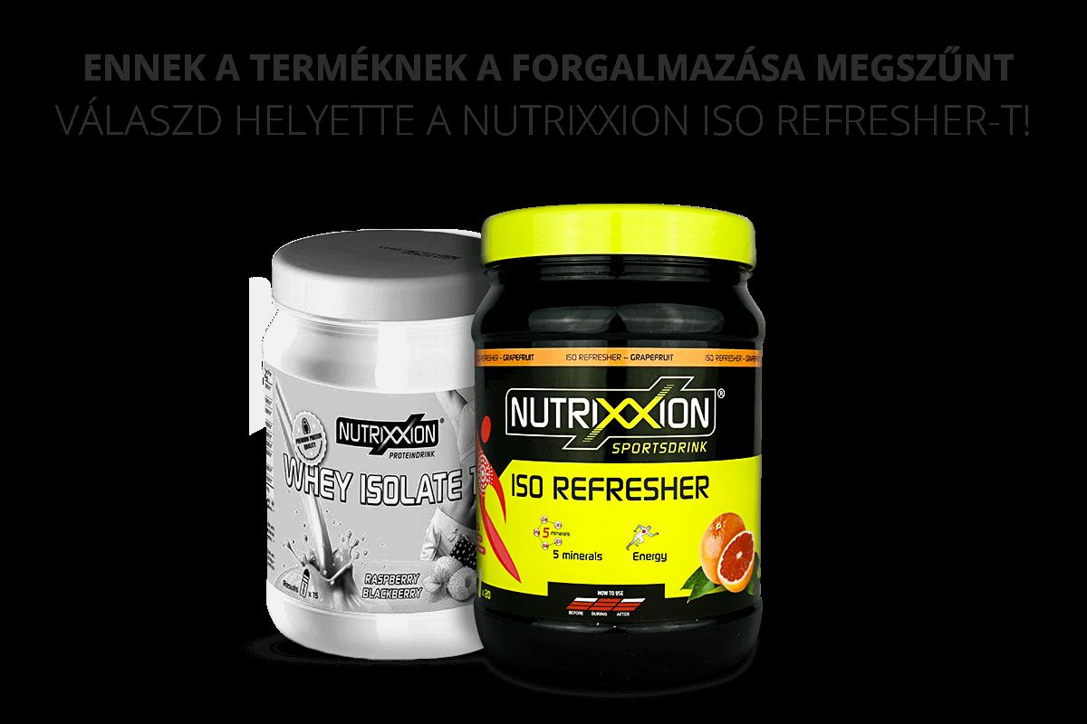 Nutrixxion Iso Refresher