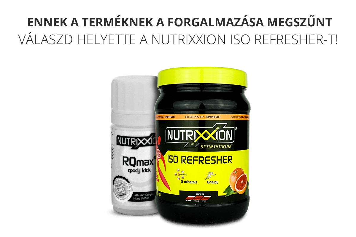 Nutrixxion Iso Refresher