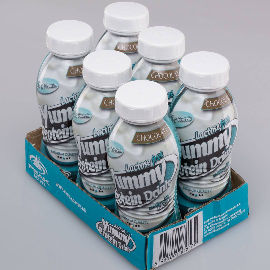 Peak Yummy Protein Drink
