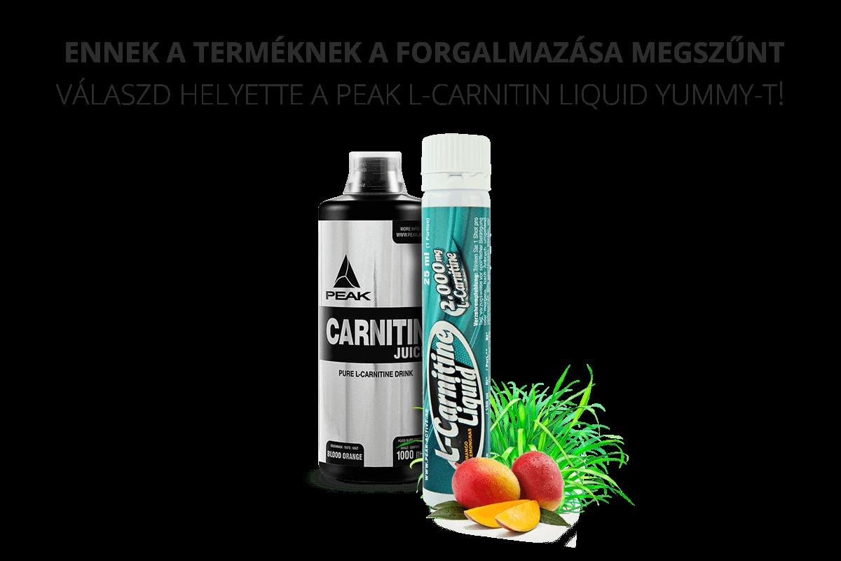 peak l-carnitin yummy